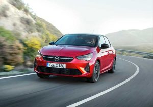 Opel Corsa TP Edition